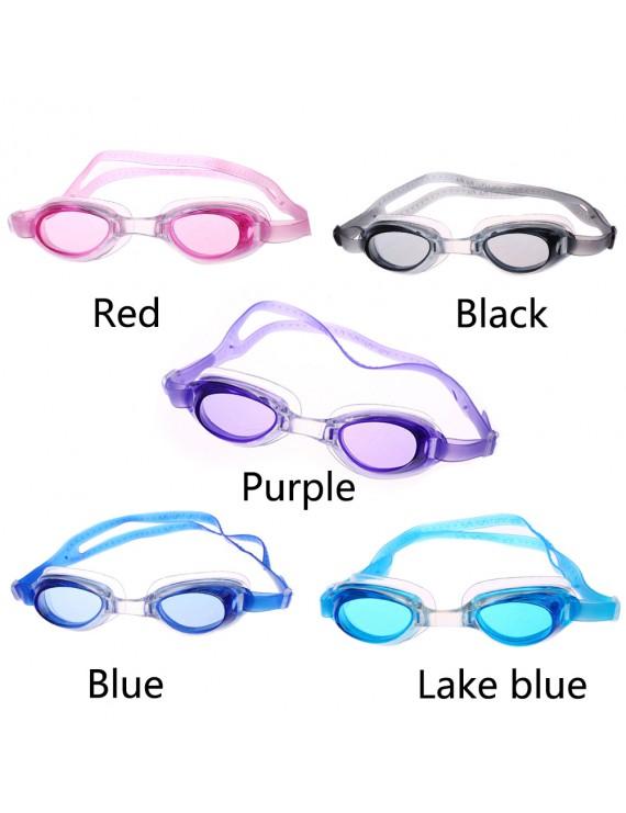 Adjustable HD Kids Children Baby Swimming Goggles Anti-fog Silica Gel Swim Glasses