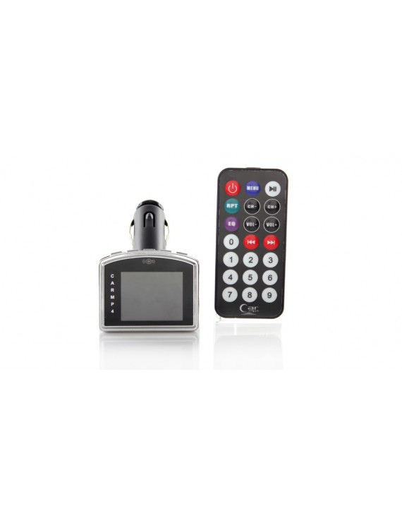 """1.8"""" Car MP4 Player Wireless FM Transmitter with Remote Controller"""