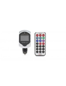"""1.8"""" LCD MP3 Player FM Transmitter with Remote Controller"""