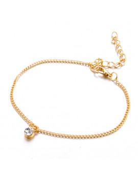 2018 Brand New Heart Key Bracelet Set Fashion Women Jewelry Bracelets