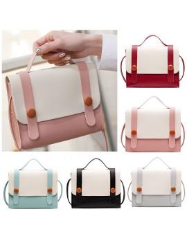 Fashion Women Handbag Shoulder Bags Tote Purse PU Leather Ladies Messenger Shopping Bag