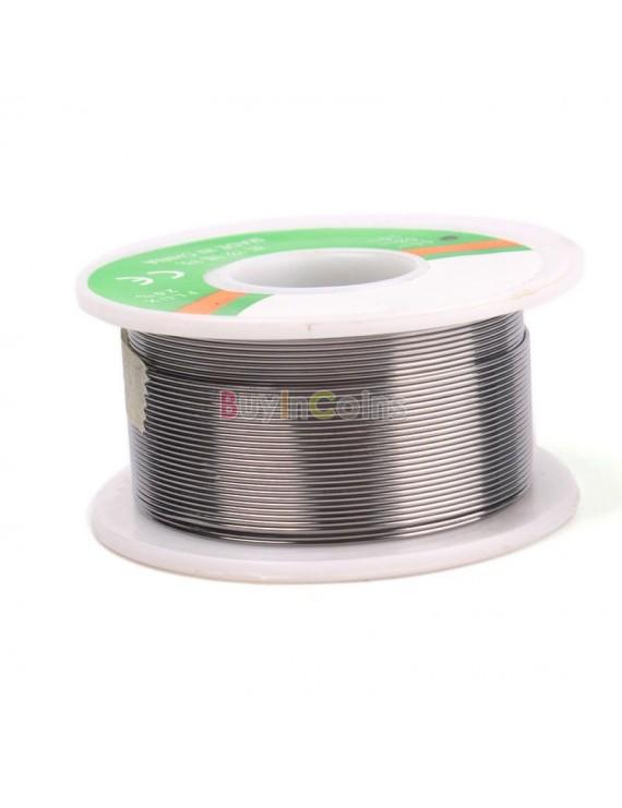 0.6mm 50G 63/37 Rosin Core Flux 2.0% Tin Lead Roll Soldering Solder Wire
