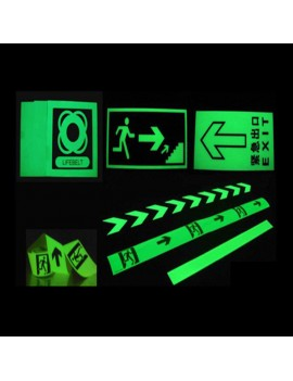 10M Luminous Tape Self-adhesive Glow In The Dark Stage Sticker Home Decor