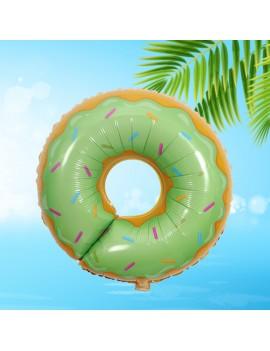 1PC Doughnut Shape Aluminum Foil Balloons Birthday Wedding Party Decor