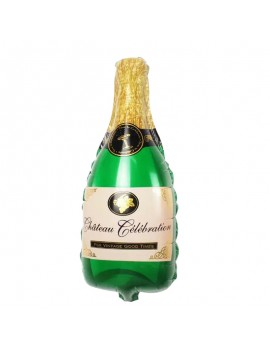 1pc Champagne Bottle Foil Balloons Birthday Wedding Party Decor
