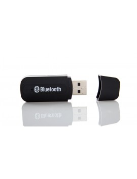 3.5mm Stereo USB Bluetooth Audio Music Receiver Adapter for PC / Cell Phone