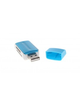 4-in-1 USB 2.0 Card Reader
